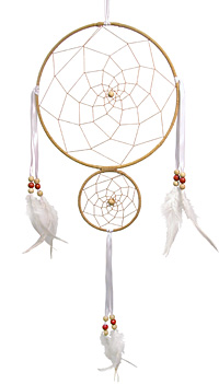 thumbnail image showing our wholesale dreamcatcher owg001